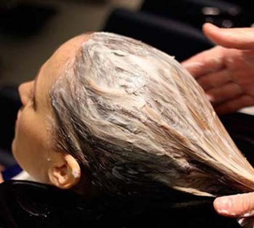 Майонез выпрямляет волосы