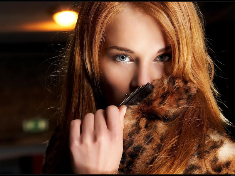 русо золотистый цвет волос фото