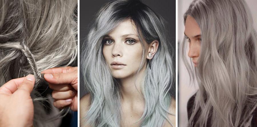 Как сделать пепельный волосы
