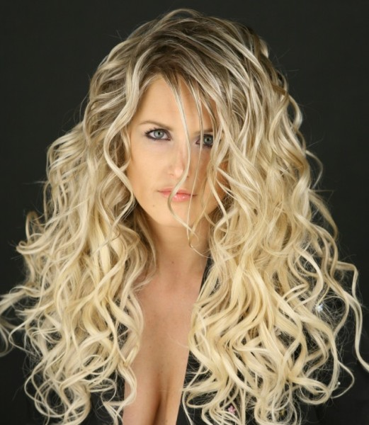 Want to look spectacular and fashionable perms for long hair 38 want to look spectacular and fashionable perms for long hair 38 photos everything about this process solutioingenieria Choice Image