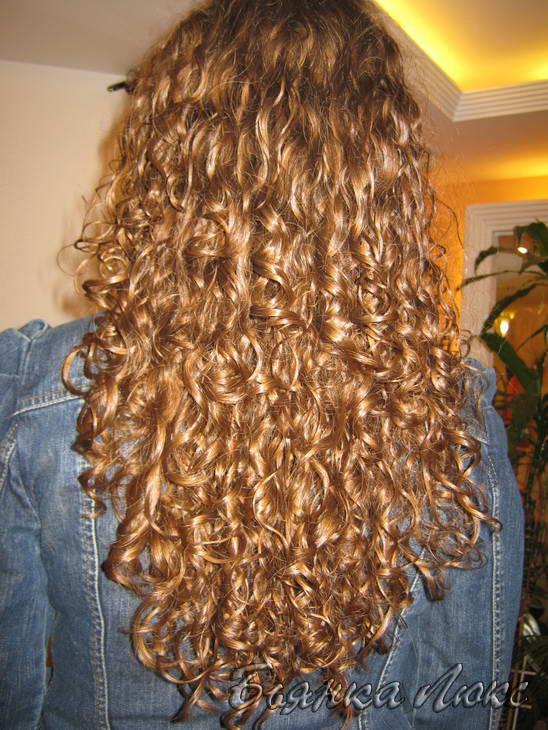 цена мокрой химии на средние волосы