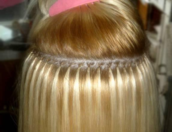 волос нарастить прядки