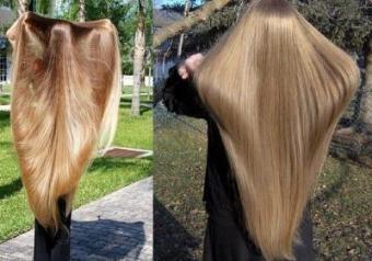 За сколько времени можно отрастить волосы