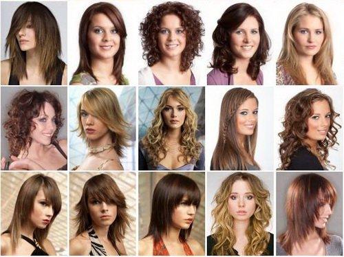 после сорока пяти прически женские на длинные волосы