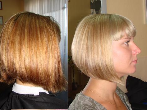 Как дома тонировать волосы