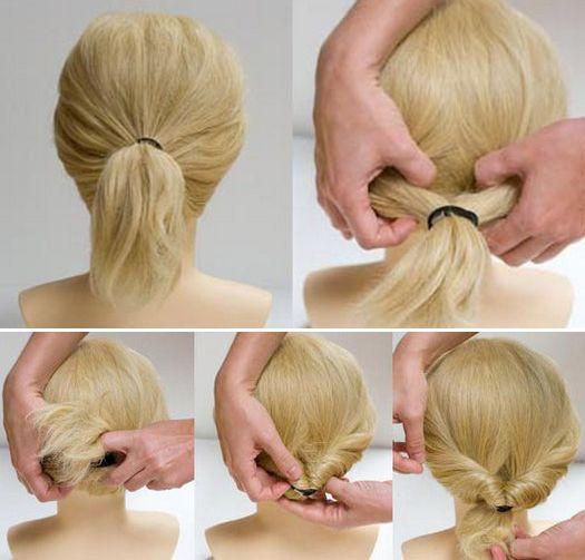 Причёски на короткие волосы легкие