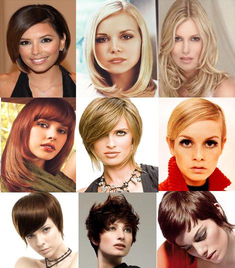 Стильные стрижки на длинные волосы 2017 женские для овального лица