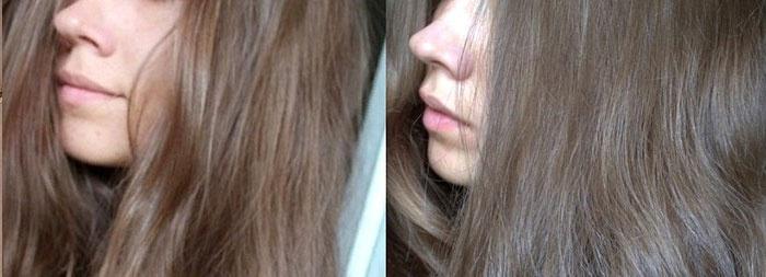 Шампунь для пепельных волос