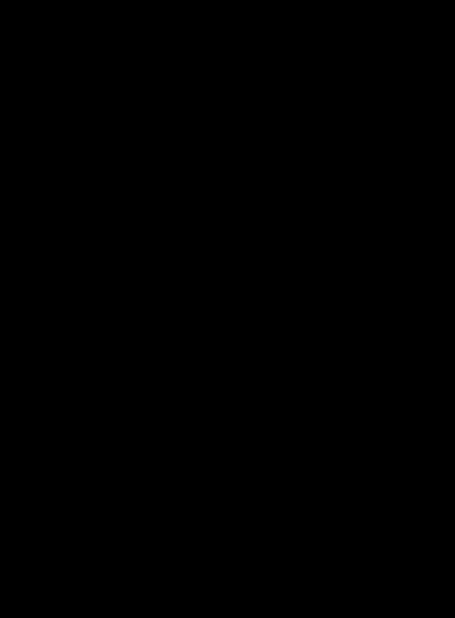 На картинке: как продевается пряди через петлю при создании укладки