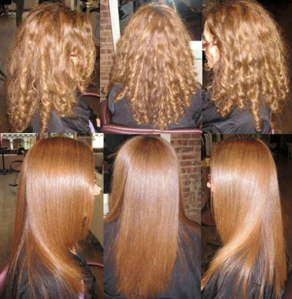 Кератиновое выпрямление волос в домашних условиях рецепты 77