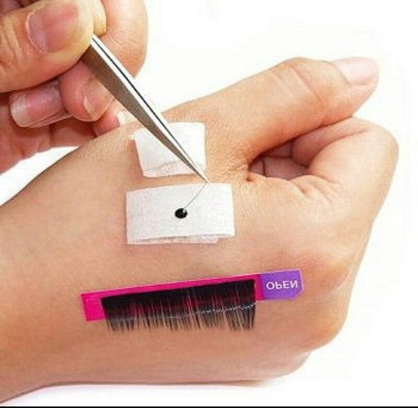 фото клей для наращивания ресниц