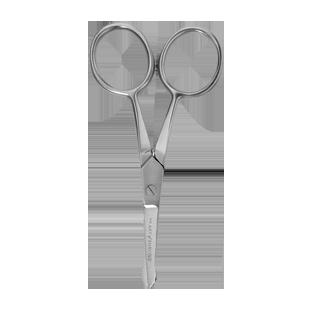Ножницы для стрижки волос в носу и ушах