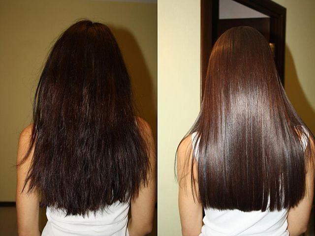 лечение волос морской солью