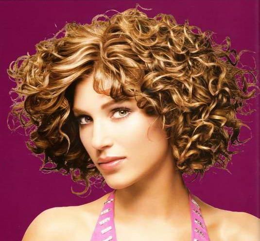 Легкая химия на средние волосы: видео-инструкция как сделать ...