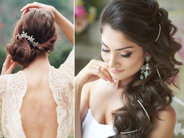 Очаровательный образ для невесты