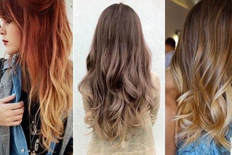 Что такое эффект деграде на волосах