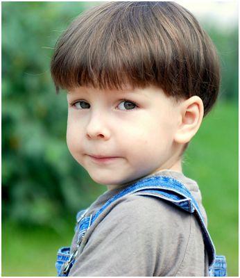 прическа шапочка для мальчика фото