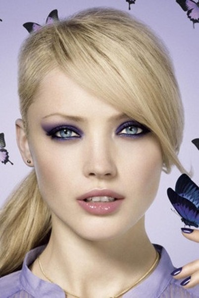Осветляя брови, не забывайте об общих рекомендациях к процедуре