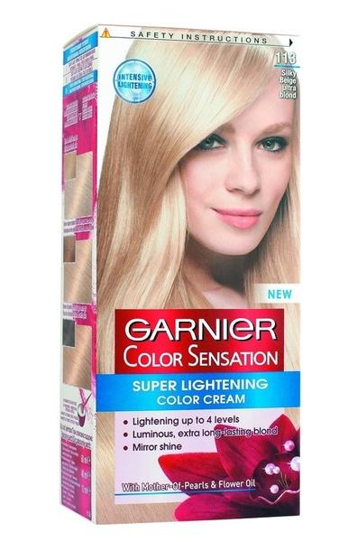 Чем покрасить волосы в белый цвет без желтизны