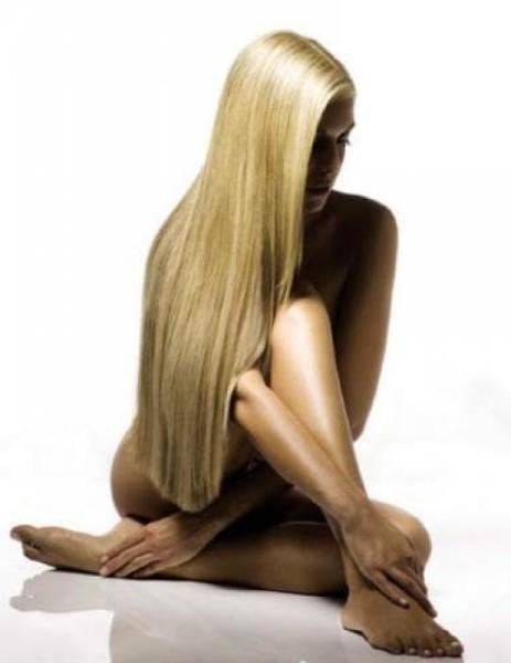 Как быстро удлинить волосы