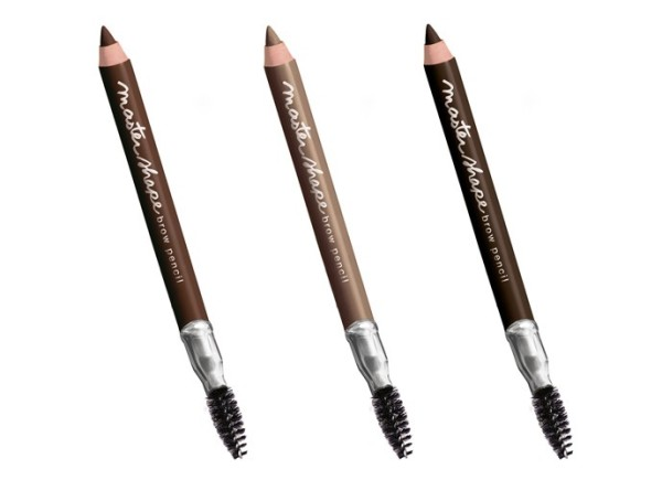 Оттенки Maybelline New York Eye Studio Master Shape Brow Pencil