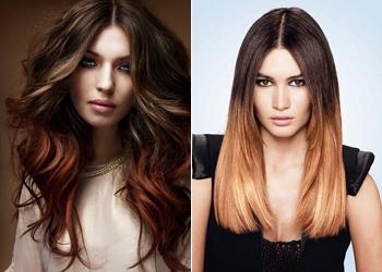 Оттенок нужно подбирать в зависимости от цвета кожи и тона волос