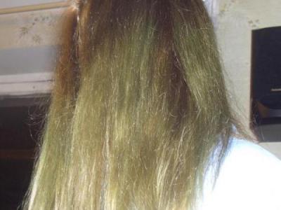 можно ли красить окрашенные волосы
