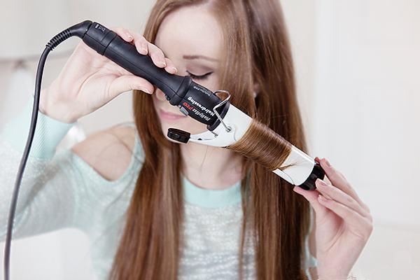 Щипцы для завивки волос - Эльдорадо
