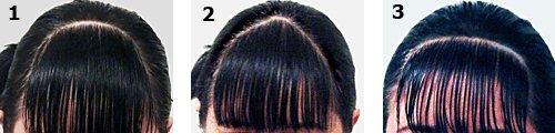 Перед началом стрижки необходимо определиться с формой и длиной локонов у лица