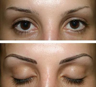 Перманентный макияж позволяет забыть о косметике на несколько лет.