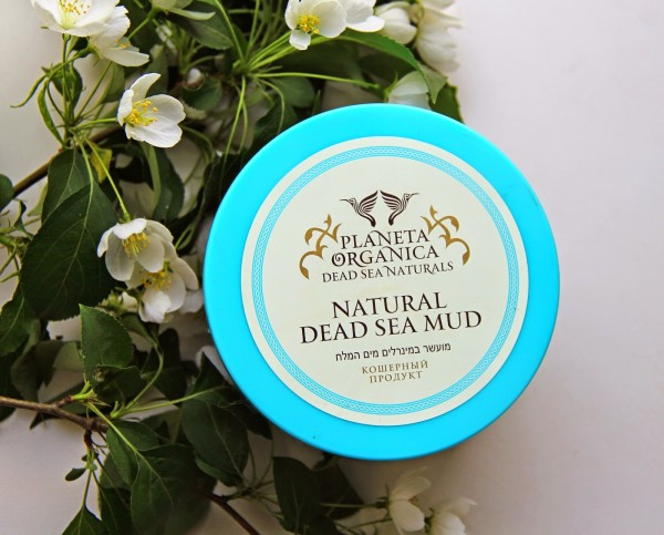 Planeta Organica Dead Sea Naturals – готовая грязь для масок