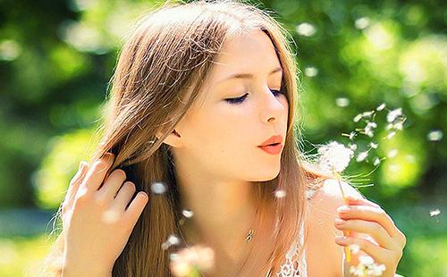 волосы чтобы не пушились: