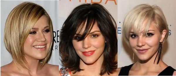 Подсказка, какую стрижку сделать для тонких волос и утонченного лица с острым подбородком