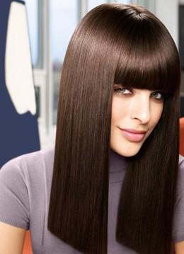 Тёмный орех цвет волос фото