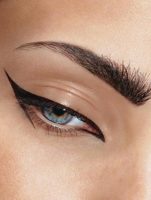 Permanent makeup eyeliner