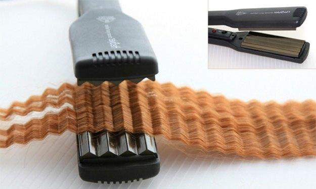 Утюжки для волос гофре как выбрать