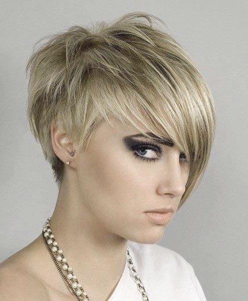 Прически с укороченными волосами смотрятся стильно и элегантно