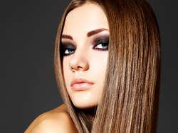 Перекрасить черный цвет волос в каштановый цвет