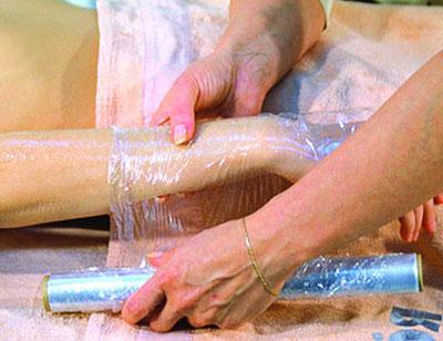 Применение материалов для усиления термического эффекта