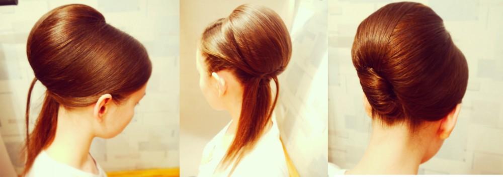 Шиньоны и накладки для волос своими руками