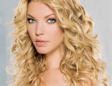 Привлекательная стрижка для длинных волос