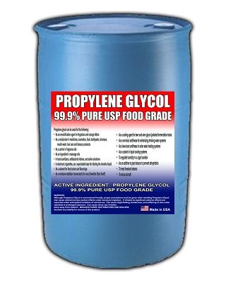 Пропиленгликоль – нефтехимический продукт.