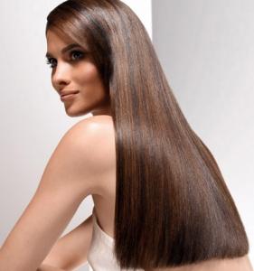 Прямые длинные волосы – мечта многих девушек