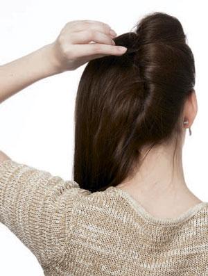 Ракушка с косой – две полюбившиеся многим прически в одной