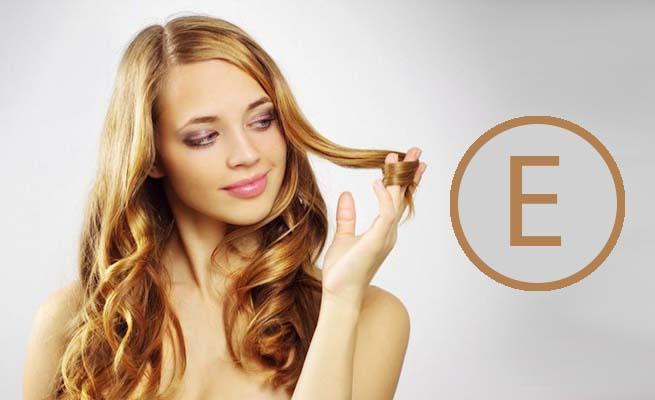 Витамины для волос в питании