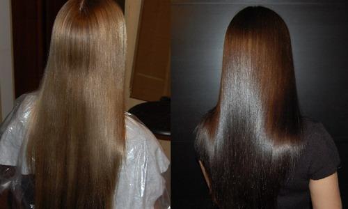 Окрашивание волос кофе отзывы