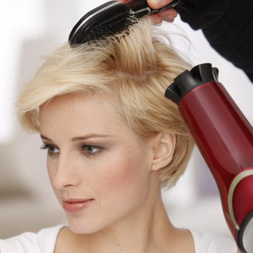 Как Правильно Уложить Волосы В Прическу