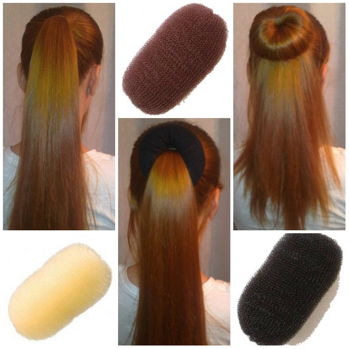 Как выглядит подклад из волос