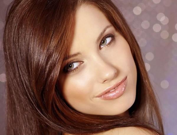 Оттенки коричневого цвета волос (42 фото): видео-инструкция по выбору краски своими руками, фото и цена
