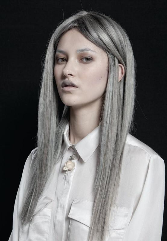 Краска пепельный цвет волос фото